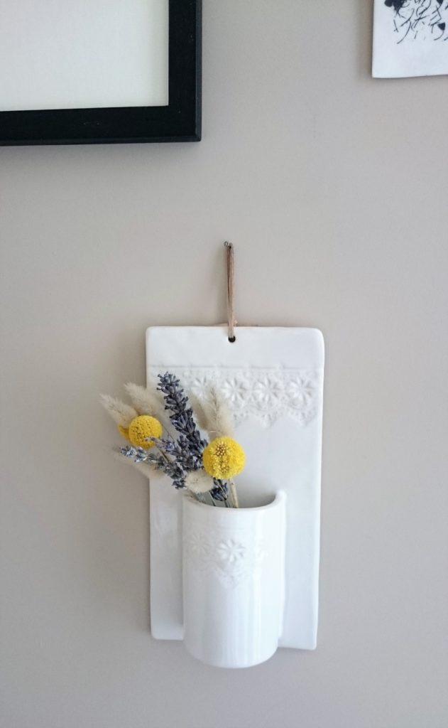 SOLIZA - Vase grès ETEL