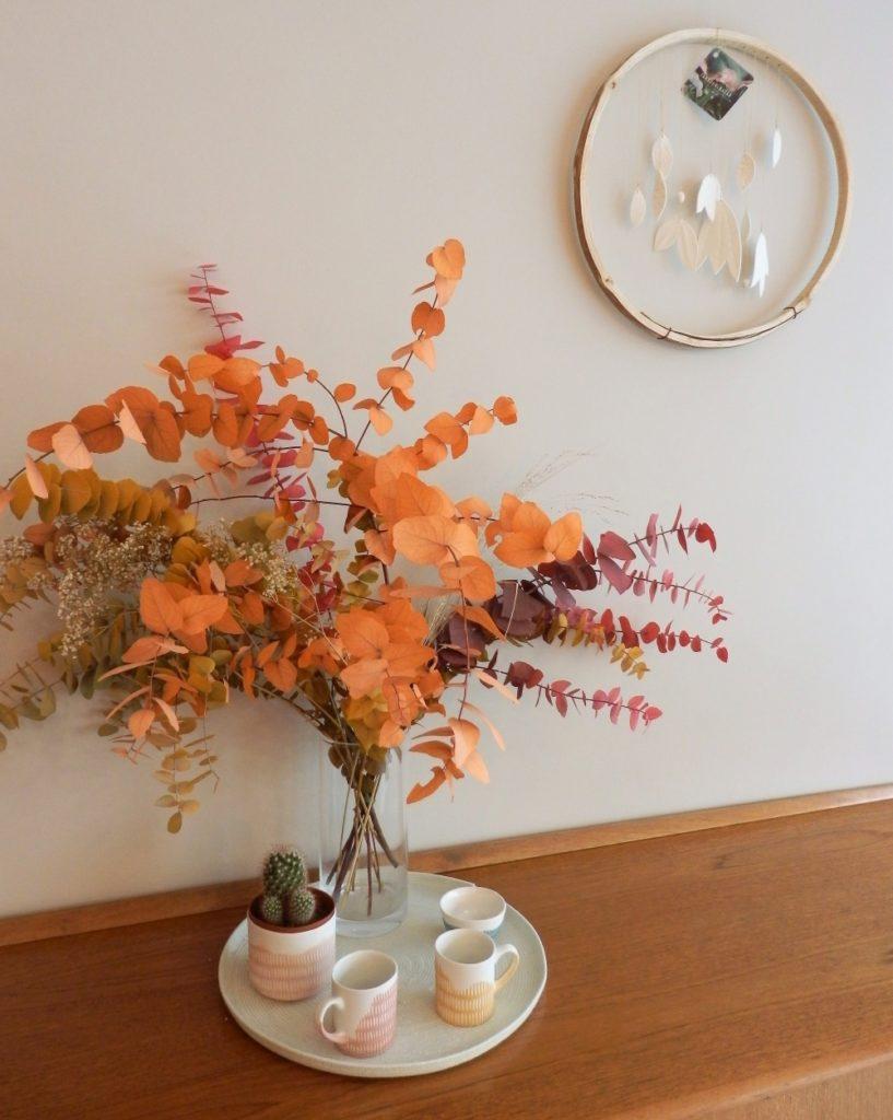 SOLIZA - Automne bouquet stabilisé