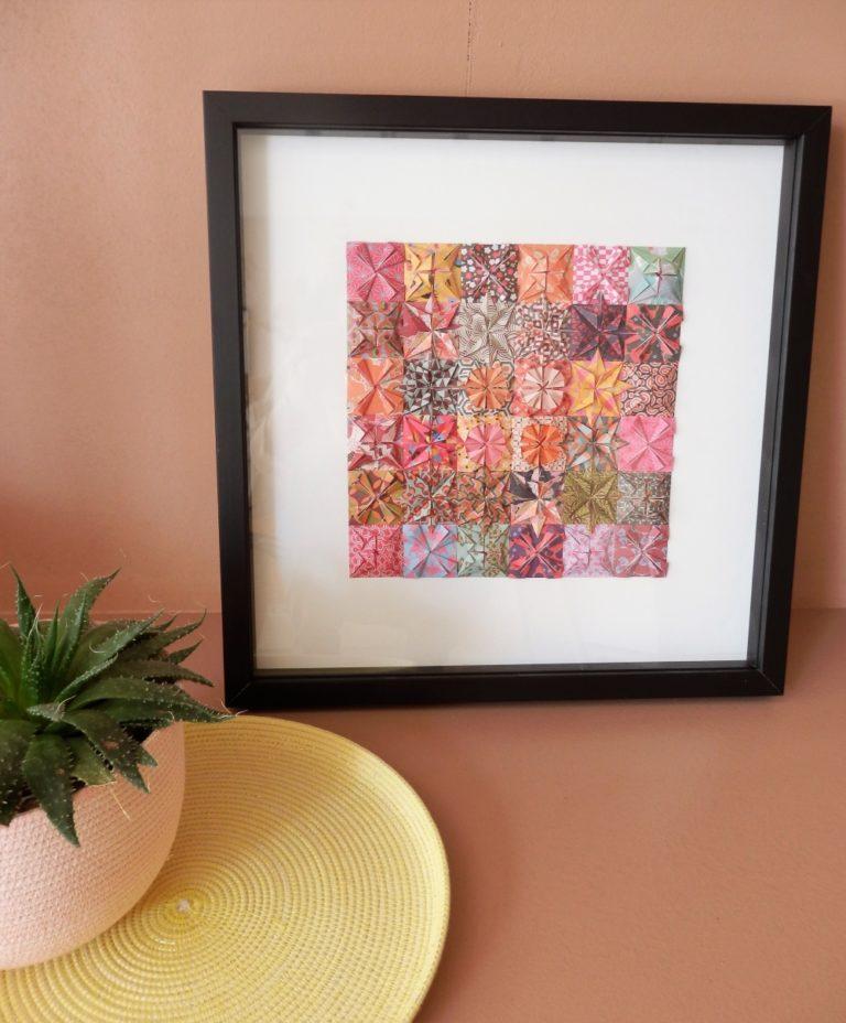 SOLIZA - Design textile Clénet et Origami PIARD